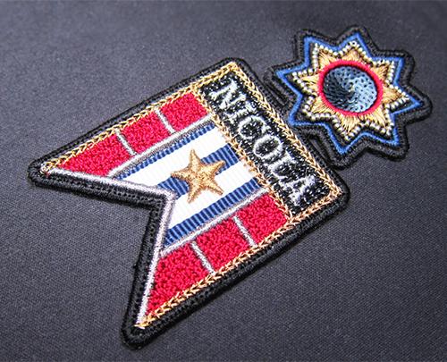 Moko Moko 3D Emblem
