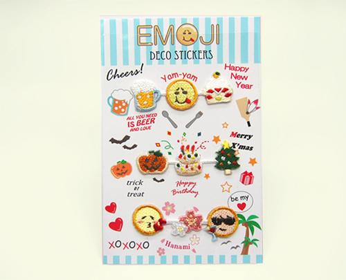 Embroidery Sticker