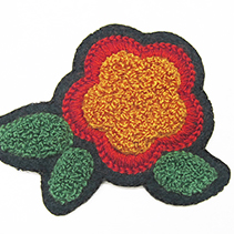 Chenille Embroidery